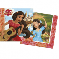 Servetter Elena från Avalor 20-pack