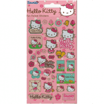 Klistermärke Hello Kitty 1 ark