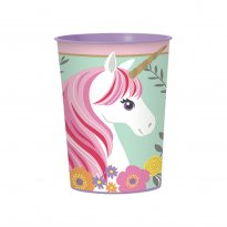 Mugg Unicorn Magic - hårdplast 4,5 dl