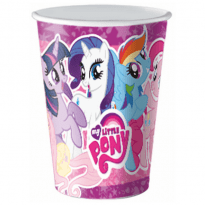 Muggar My Little Pony party 8-pack