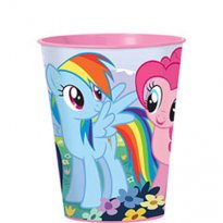 Mugg My Little Pony - hårdplast 4,5dl