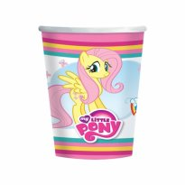 Muggar My Little Pony Rainbow, Twilight & Fluttershy papp 8-pack