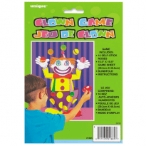 Partyspel clown