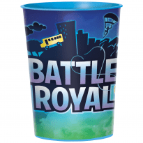 Mugg Battle Royal - hårdplast 4,5 dl