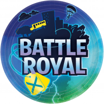 Tallrikar Battle Royal 8-pack