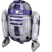 Heliumballong Star Wars R2-D2