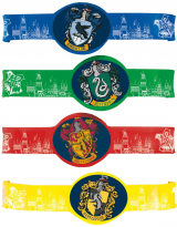 Armband Harry Potter 4-pack