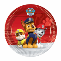 Assietter Paw Patrol 8-pack