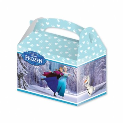 Partylådor Frost / Frozen ice 4-pack