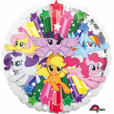 Heliumballong My Little Pony