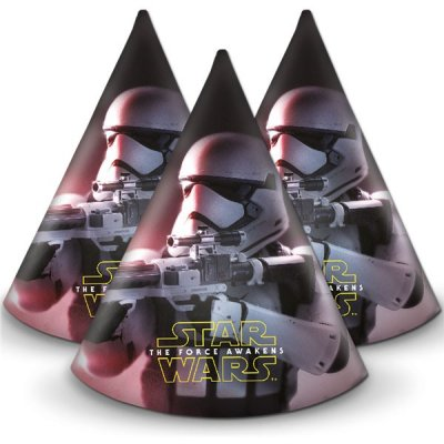 Hattar Star Wars Stormtrooper 6-pack