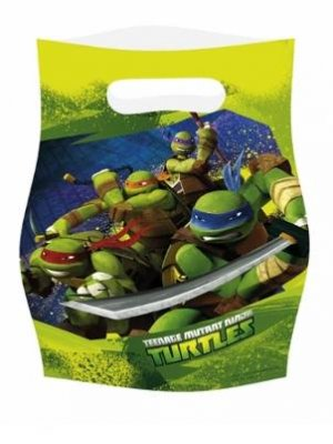 Godispåsar Turtles 6-pack