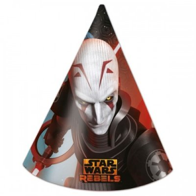 Hattar Star Wars Rebels 6-pack