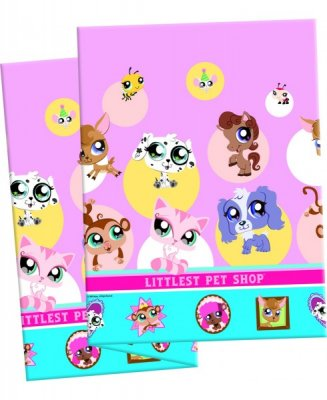 Duk littlest pet shop 120x180 cm